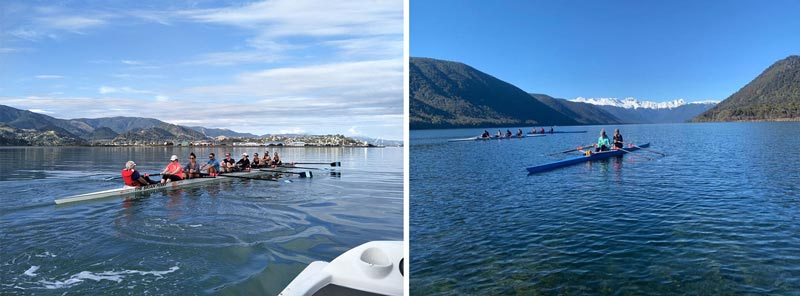 Moving to Nelson as a Young Professional - NYP Rowing Team