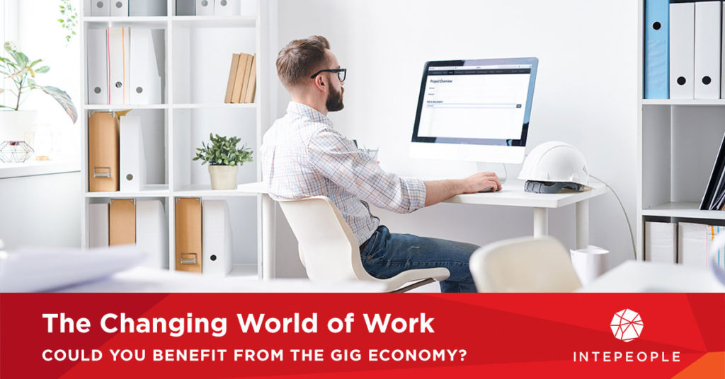 Integig Gig Economy Blog